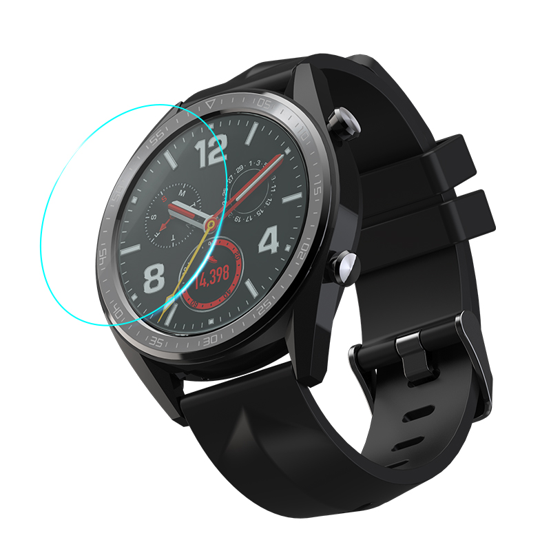 Film For Huawei GT2 GT 2 42mm 46mm Tempered Screen Protector Screen Protective 2020 Smart Watch Clear Cover Accessories