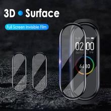 1 шт закаленное стекло для Xiaomi Mi Band 4, защитная пленка для экрана Xiaom 4 Band, защитные стекла