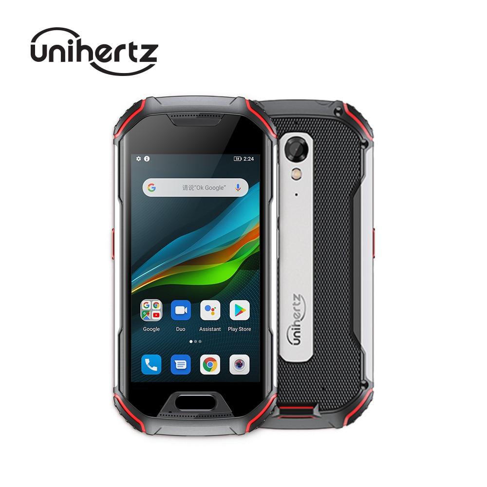 Смартфон Unihertz Atom L защищенный, 6 + 128 ГБ, Android 10, 48 МП, 4300 мАч