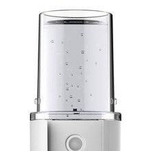 FS-004 Humidifier Moisturizing Hydrating Nano-Ion Cold Spray Face Mist Sprayer Portable Travel Skin Care Beauty Instrument цена