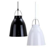 İskandinav endüstriyel retro E27 kolye ışıkları, ev dekor aydınlatma lambaları Bar vitrin koridor yemek masası kolye lambaları