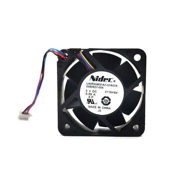 For Nidec X880927-004 U40R05MS1A7-57A07A for Xbox Kinect 2.0 body sense game cooling fan DC5V 0.08A 4CM