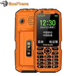TKEXUN Q8A odporny na wstrząsy telefon 3.0