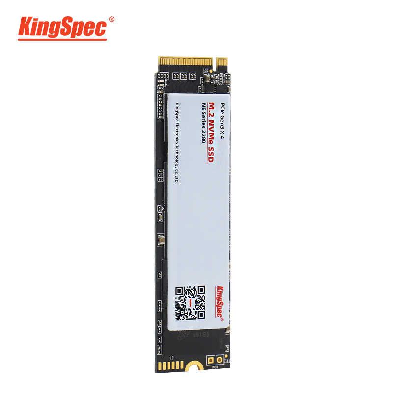 KingSpec M.2 SSD 500GB 512GB PCI-e3.0X4 אות NVMe מוצק דיסק קשיח HDD HD 22X80 SSD M2 קשיח פנימי כונן עבור טבליות