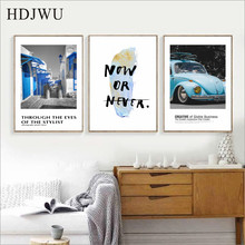 Simple Nordic Home Wall Canvas Painting Picture Art Decorative Printing Poster for Living Room  AJ00391
