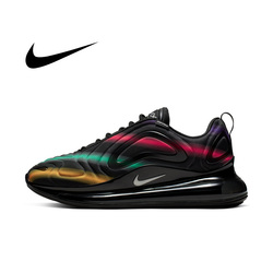 Оригинальные оригинальные мужские кроссовки Nike Air Max 720, дышащая и удобная спортивная обувь, тренд, новинка 2019, AO2924-700