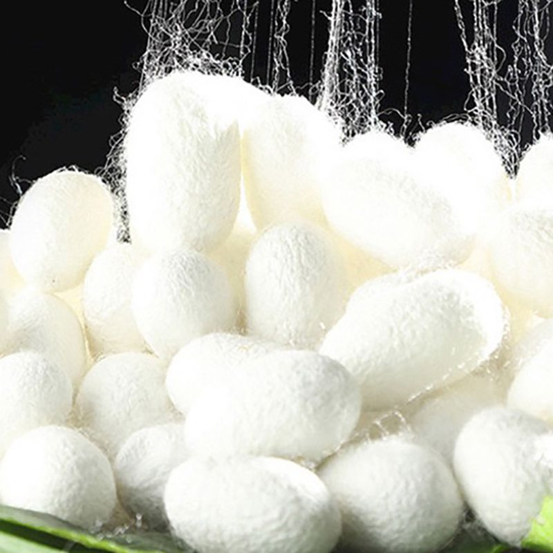Protein Silk Soap Tender Whitening Anti-Mites Melanin Pinken Hand-Drawing Soap Body Face Skin Cleansing Soap*
