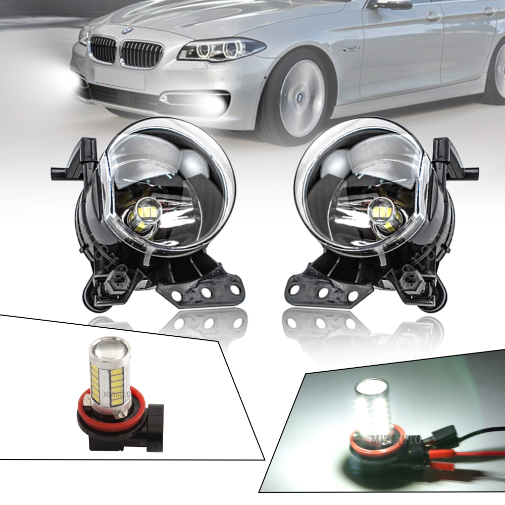 1pcs <font><b>Front</b></font> Fog <font><b>Light</b></font> Fog Lamps For <font><b>BMW</b></font> E60 <font><b>E90</b></font> E63 E46 323i 325i 525i foglights fog <font><b>lights</b></font> headlights DRL headlight for cars image