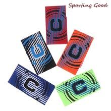 Профессиональная повязка на руку captain 1 шт цветные футбольные