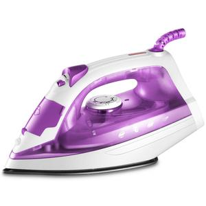 1200w Mini Portable Electric Steam Iron For Clothes Multifunctional Adjustable Ceramic soleplate iron for ironing Sonifer