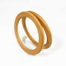 Сменная круглая d образная деревянная сумка ручные сумки для