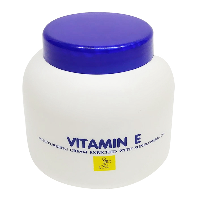 Vitamin E Cream Vitamin E Thailand Made SALE Whitening Cream Moisturizing Cream Lotion 200G