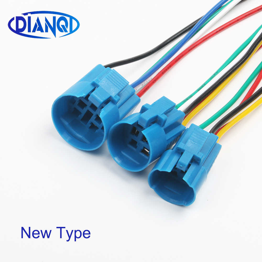 16mm 19mm 22mm new type socket for  metal push button socket wiring 5 wires stable lamp light button Terminals base