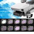 Conjunto do zangão filtro uv cpl polar nd4/nd8/nd16/32 densidade neutra filtros protetor de lente para dji mavic mini câmera acessórios kit