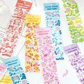 2 листа стикеры серии Candy House s Декоративные Стикеры для скрапбукинга стикеры DIY дневник альбом Стик этикетка Kawaii Канцтовары