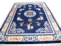carpet on the floor luxury carpet knotted savonery Neo Classic Design Reversible Household