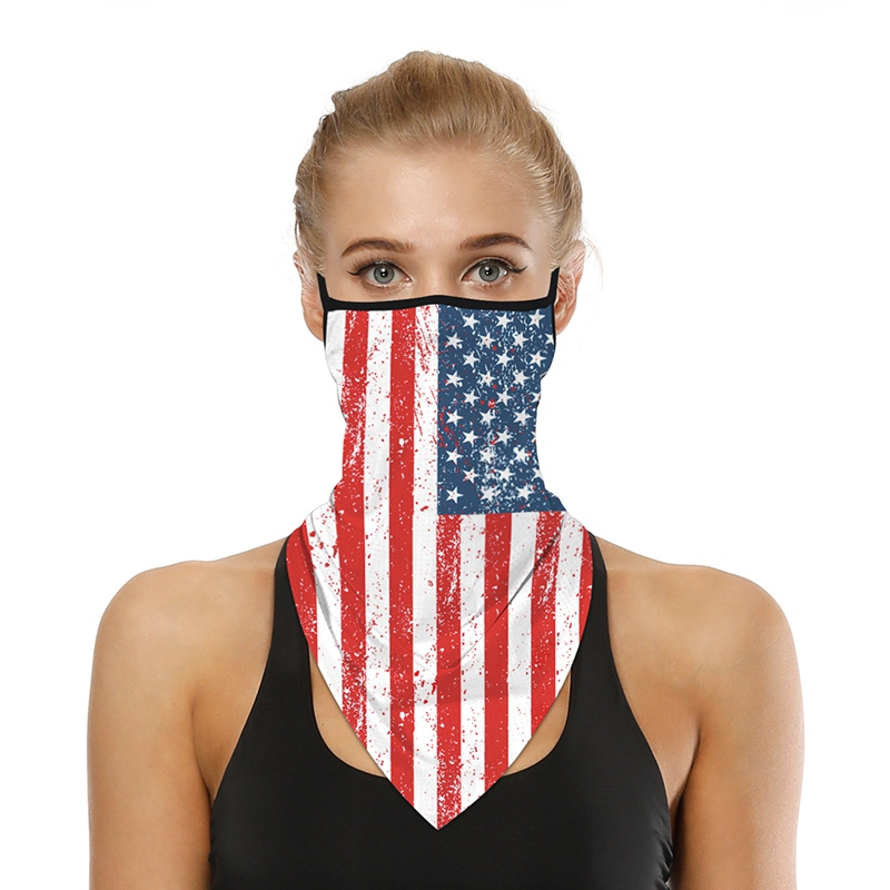 Outdoor Fashion Printed Face Cover Scarf For Cycling And Bike Riding 3