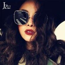 Женские солнцезащитные очки в винтажном стиле большие квадратные