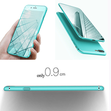 Mint Green Luxury Matte Ultra Thin Fitted Case Protection For iPhone X 6 6S 7 8 Plus PC Solid color Phone Cases Cover For iPhone oppselve breath case for iphone x 7 6 6 s plus luxury ultra thin slim hard pc cover case for iphone x ix coque fundas capinhas