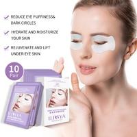 C-form Gel Eye Patches für Augenringe Anti-falten Feuchtigkeits Auge Maske Kollagen Patch