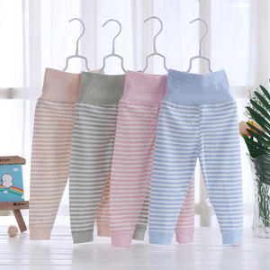 Trousers Leggings Belly-Pants Bottoms Harem Newborn Baby-Girls Infant High-Waist Boys