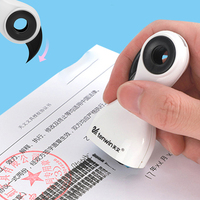 Roller Stamp Data Security Protection Theft Prevention ID Identity Guard Rol JE