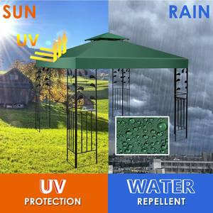 New Top Cover Outdoor Gazebo Garden Marquee Tent Replacement Sun Shade Outdoor Backpacking Canopy Tent Sun Shade UV Proof(China)