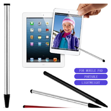 цена на Lightweight Alloy Mini Metal Capacitive Touch Pen Stylus Screen For Phone Tablet Laptop/ Capacitive Touch Screen Devices