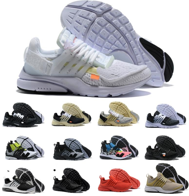 AQLOAC New V2 Ultra BR TP QS 2.0 Black White X Running Shoes Sports Women Air Men Prestos Running Shoes Size Max Size Us12