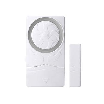 Alarm antywłamaniowy alarmy drzwi okna 110DB magnetyczny Alarm antywłamaniowy alarmy bezprzewodowe na biuro w domu sklep tanie i dobre opinie wireless Burglar Alarm