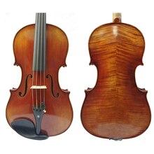 16 ''альт FPVN02 копия Antonio Stradivari Cremonese 1716 модель с холщовым чехол и бразильским бантом
