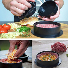 Hamburger Press  Cooking Tools  Bobs Burgers Kitchen Gadgets Hamburger Forms Press For Cutletses Burger Maker