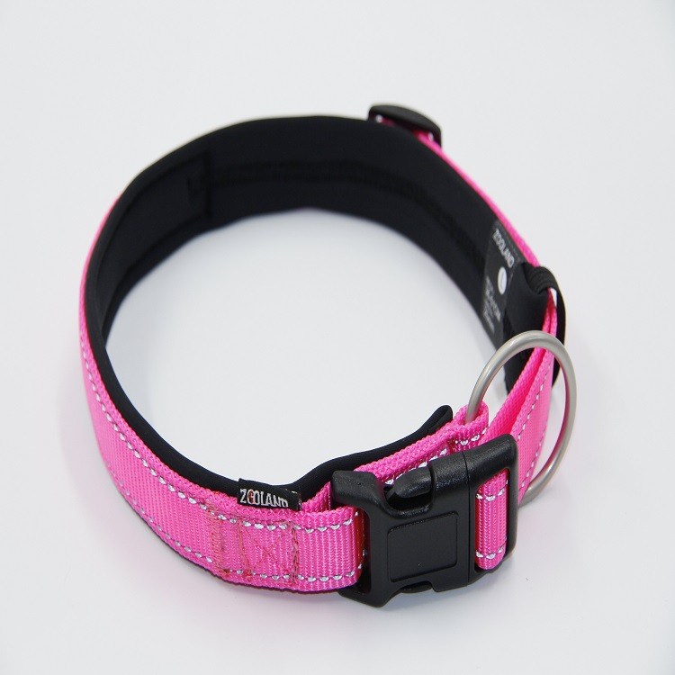 Pet Supplies Lining Pure Cotton Medium Large Dog Collar Very Comfortable America Brand Pet Collar