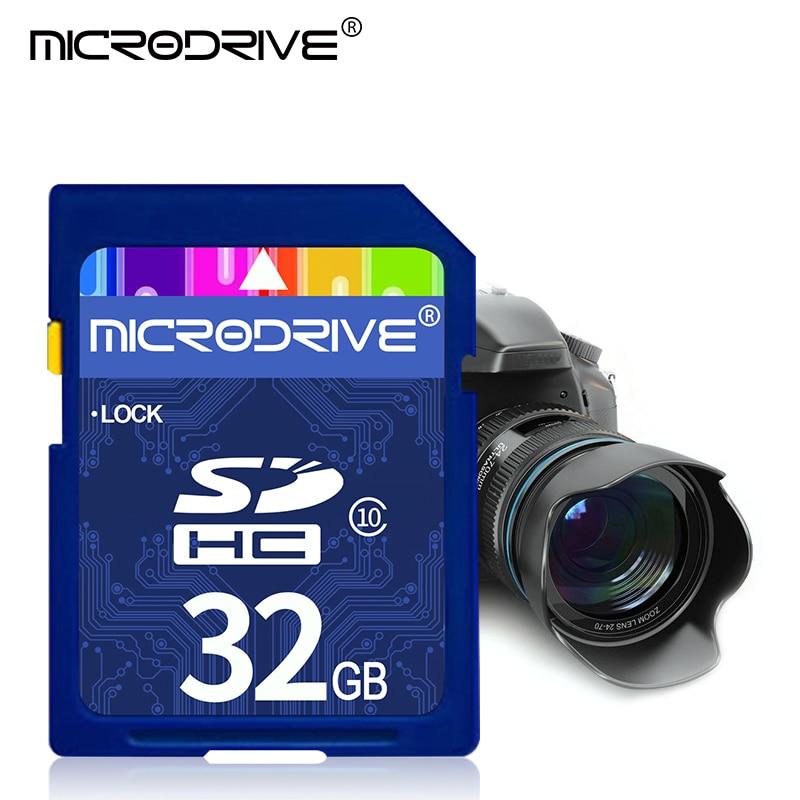 Cartão de alta velocidade 128 gb 64 gb 32 gb 32 gb 16 gb 8 gb carte sd cartão de memória sd pendrive 4 gb c6 para câmera