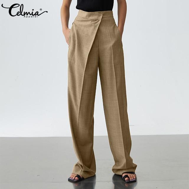 High Waist Harem Pants 3