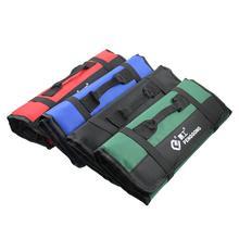 Storage-Bag-Holder Toolkit Waterproof-Tool Roll-Tool-Bags Folding Oxford Carrying-Handles