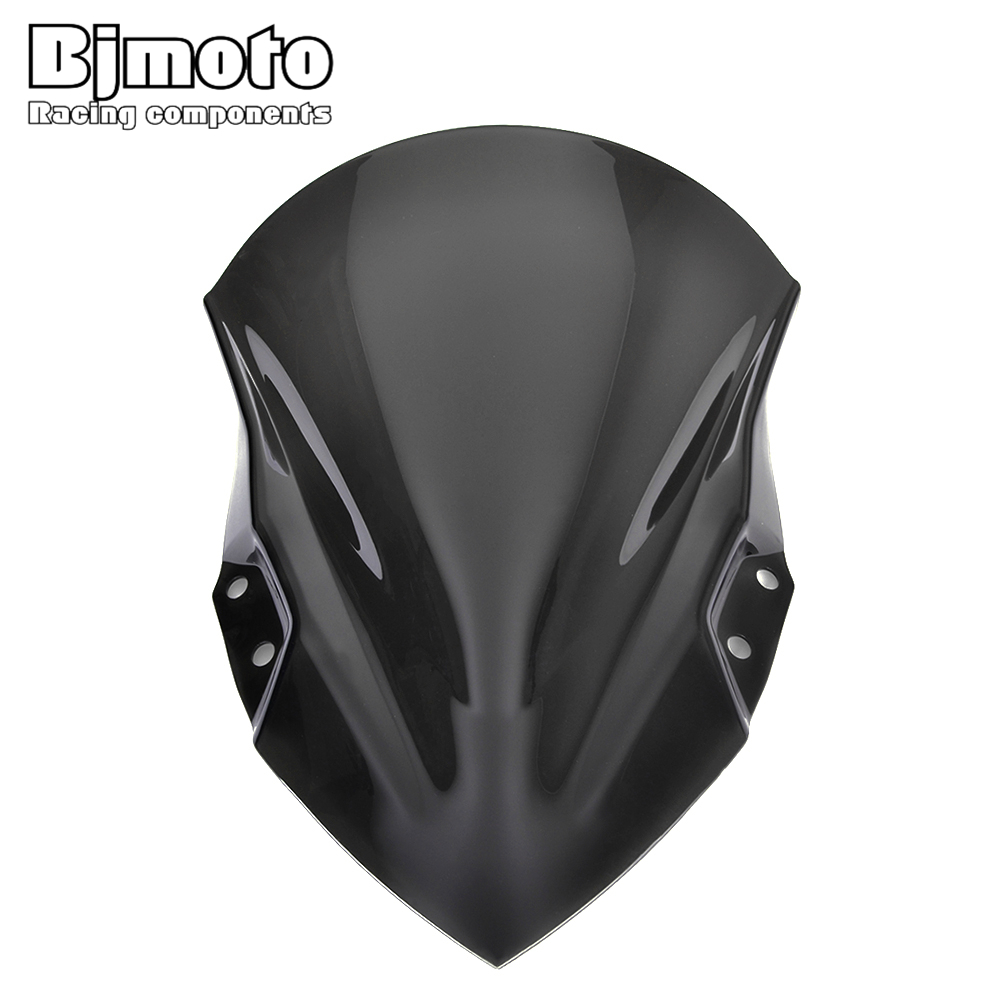 For Kawasaki <font><b>ninja</b></font> <font><b>400</b></font> 2018 2019 New Motorcycle Motorbike Windshield <font><b>Windscreen</b></font> protection ABS plastic ninja400 image