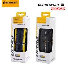 Pneu de route Continental ULTRA SPORT III & GRAND Sport Race & Extra 700 23c 25c28C, pneu de vélo de route pliable à gravier