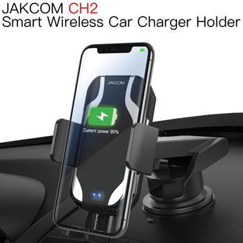 Cargador de coche inalámbrico inteligente JAKCOM CH2, el mejor regalo con cargador...