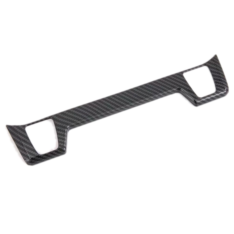 Car Accessories Seat Heating Switch Control Cover Trim Abs Carbon Style for Toyota Rav4 2019+|Seat Supports|Automobiles & Motorcycles - title=