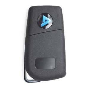Image 3 - Keyecu Verbesserte Remote Key Fob 434MHz ID4D66 für Toyota Yaris Avensis Corolla Carina ETC P/N: 89071 05010 TOY47
