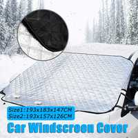 Universal Car Side window sunshade Prevent Snow Ice Sunshade Cover Car Windshield Protector Car Front Window Windscreen Covers| |   -