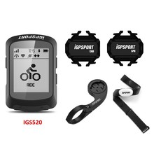Sensors Computer-Accessories Power-Meter Bikes Igpsport Gps Cycling Heart-Rate Monitor