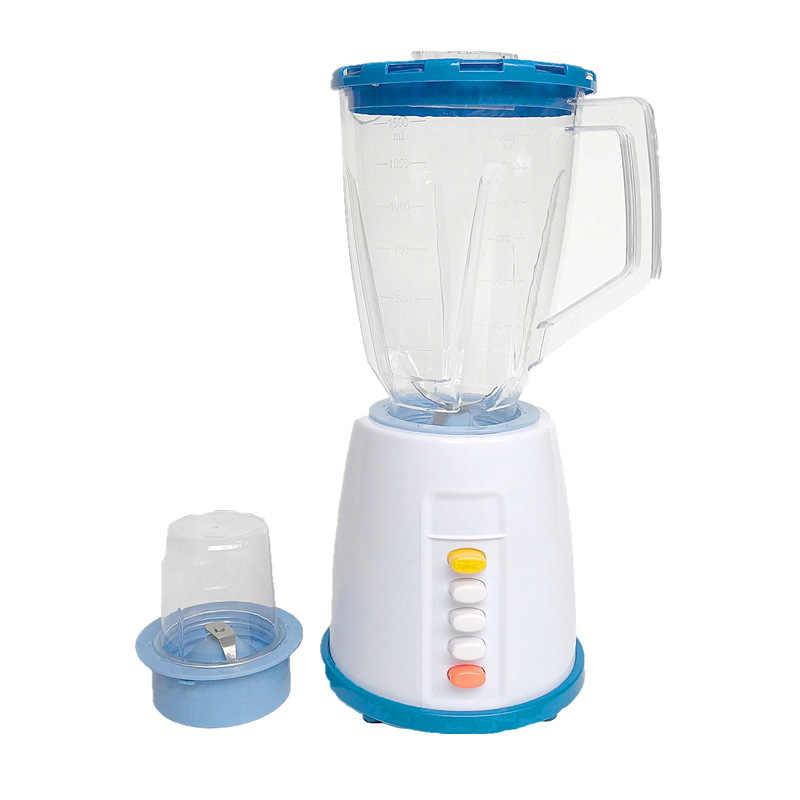 BPA LIVRE 800W processador de alimentos liquidificador comercial 2 grupo lâmina moedor de carne máquina do smoothie juicer egg beater