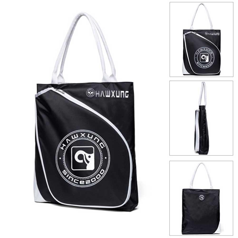 Handbag Travel Towels Nylon Scratch Resistant Waterproof Tennis Outdoor Sports Zipper Racquet Bags Men Women Badminton Portable