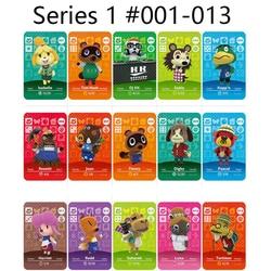 Serie 1 (001 Te 013) animal Crossing Kaart Amiibo Kaarten Sloten Nfc Kaart Werken Voor Schakelaar Ns Games Animal Crossing Amiibo Kaarten