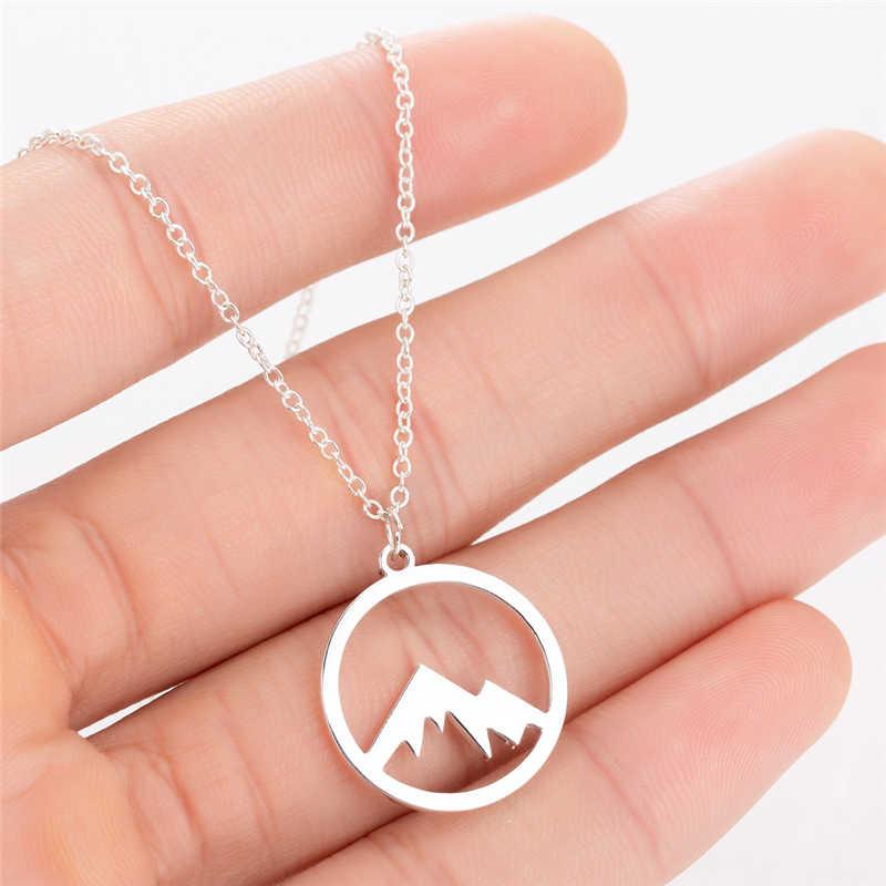 Smjel Ống Nghe Hươu Núi Tuyết Thỏ Lâu Đài Cú Mặt Dây Chuyền Dây Chuyền Vòng Cổ Choker Nữ Bé Gái Và Bé Trai Quà Tặng Giáng Sinh