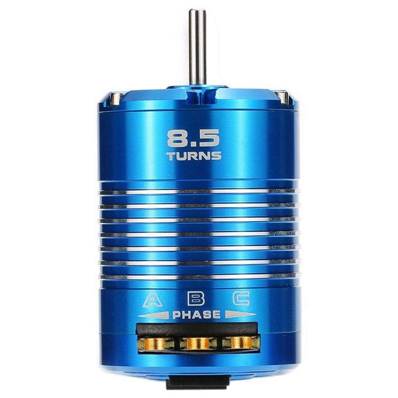 Motor sem Escova Sensored da Eficiência 540 para o Azul do Carro de 1 Elevada t 4100kv – 10 rc 8.5