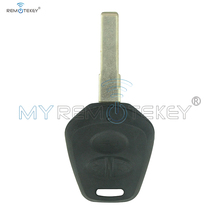 Remote key case for Porsche 911 Cayman Boxster Cayenne 3 Button aftermarket shell with sticker
