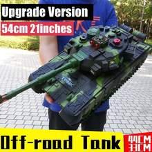 Cargador de coches y camiones de radiocontrol, modelo de carga de 54/44/33CM con mando a distancia, vehículo para niños, juguetes para niños, regalos